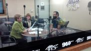 Dra. Lourdes Ramos, Carolina Cestero, y Bernart Tort