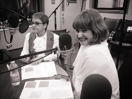 Dra. Lourdes Ramos y Carolina Cestero