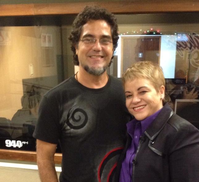 Antonio González Walker y Dra. Lourdes Ramos
