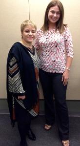 Dra. Lourdes Ramos y Dra. Jessica Peña