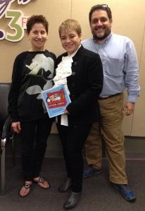 Doris Sommer, Dra. Lourdes Ramos & Pedro Reina