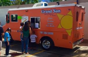 grand sun camion