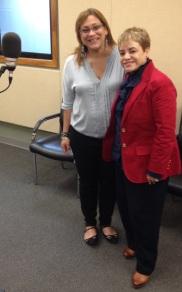 Brenda Liz Santos y Dra. Lourdes Ramos