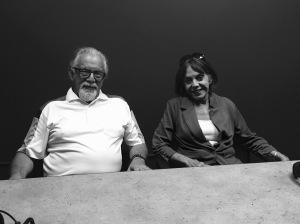 John Betancourt y Sylvia Blanco